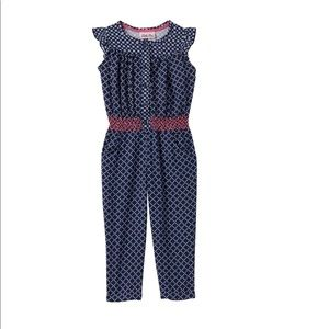 Geometric Jumpsuit From Little Lass 18 Month